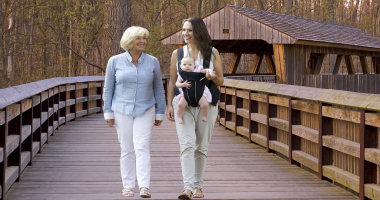 We Provide a Bridge Loan<br/> For Your Senior Living